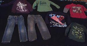 Size 4 Clothing lot