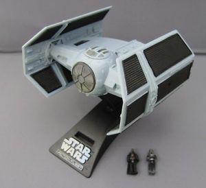 Star Wars Action Fleet - Darth Vader Tie Fighter Ship