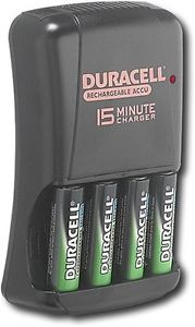 Super fast AA battery chant gee Duracell