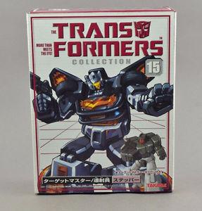 Transformers G1 Reissue Stepper