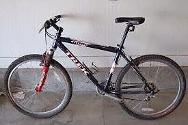 Trek Boys Mountain Bike 24 Speed,Mint
