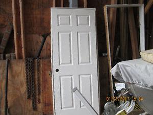Used interior doors
