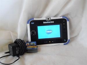 VTECH INNOTAB 3S TABLET WITH 2 GAMES