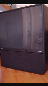 Wanted: 52 inch big screen tv Toshiba