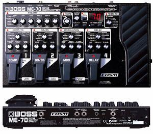 Wanted: I am looking for a Boss ME 70 (Guitar Pedal