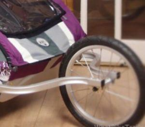 Wanted: WANTED - Jogging wheel for Chariot Cougar 2