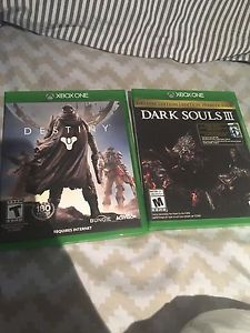 Wanted: Xbox One games for sale