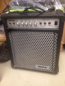 Washburn guitar amp