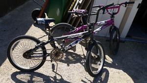 girls and boys bmx bikes for sale!!