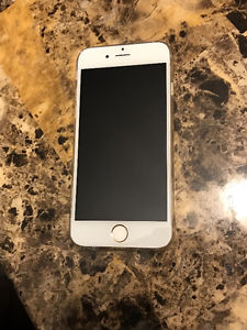 iPhone 6 64GB Gold Rogers and Chatr Excellent Condition