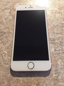 iPhone 6s with bell $275 perfect condition