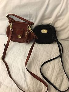 Authentic coach and mk small purse