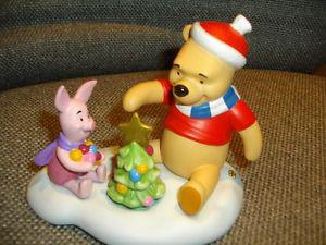 Disney Impressions Winnie the Pooh and Piglet Figurine