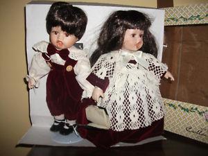 Fine Porcelain Dolls