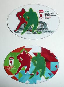 Fridge magnet: IIHF Ice Hockey World Championship ,