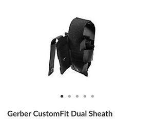 Gerber CustomFit Dual Sheath