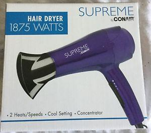 Hair dryer brand new