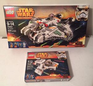 LEGO Star Wars Rebels Ghost + Phantom *New Sealed*