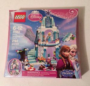Lego Disney Frozen Elsa's Sparkling Ice Castle *New