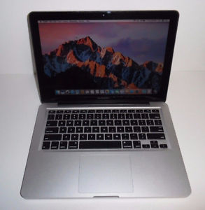 MacBook Pro 13 Mid  Intel Core i5 2.5GHz 6GB RAM 500GB