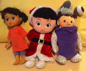 Monster Inc. BOO dolls