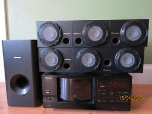 Pioneer Stereo Equipment