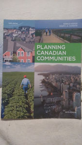 Planning Canadian Communities. Sixth Edition. Hodge and