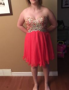Prom/ party dress size 8
