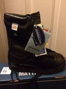 Size 8.5 men's work boots