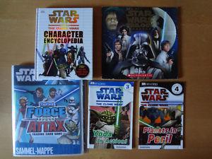 Star Wars - The Clone Wars. Character Encyclopedia & 3 more