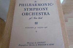 The Philharmonic-Symphony Orchestra of New York