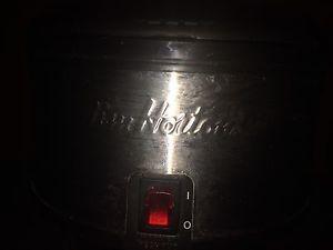 Tim Hortons Bunn coffee maker Like new!