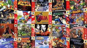Wanted: Looking To Buy The Following Nintendo 64 Games/