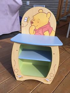 Winnie The Pooh Toddler Bedroom Set
