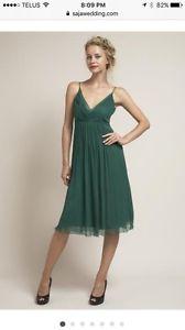 100% silk size 4 Saja dress