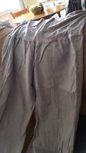 3 Pairs of Maternity Pants and Skirt
