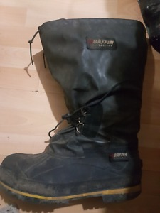 Baffin composite toe work boots -100 rating