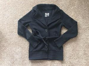 Black jacket size Small
