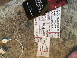 Flames Playoff Tickets Great seats Great Price - Apr 17th