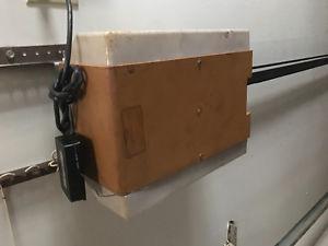 Garage door opener perfect for garage or cottage
