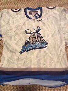 Heritage laine jersey, moose camo authentic jersey