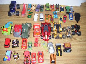 Hotwheels and Mixed Toy Cars for sale
