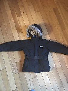 Kids North Face Coat - Goose Down