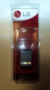 LG Lithium Ion Battery 3.7v mAh