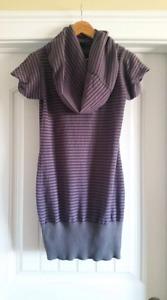 Ladies Bench Sweater Dress Medium