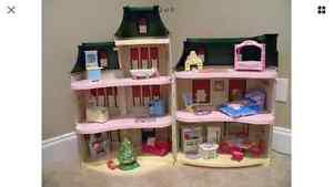 Looking for LITTLE TYKES or Fisher Price loving family