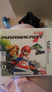 Mario kart 7 for Nintendo ds 3d