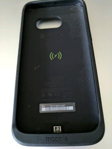 Mophie battery case for galaxy s7
