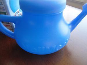 Neti Pot NASAFLO - Brand new - never used