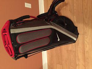 New Nike golf bag.